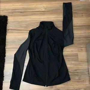 Zella Long sleeve workout zip-up